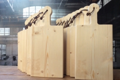 Kaasplank steigerhout