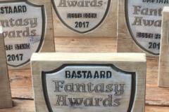 Graveren in hout - Houten awards